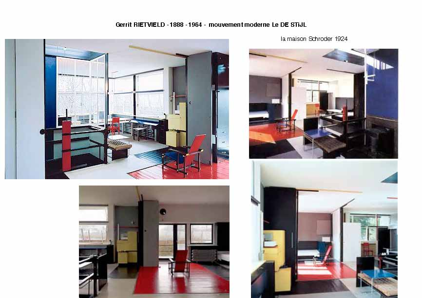 7 Interieur design rietveld 2